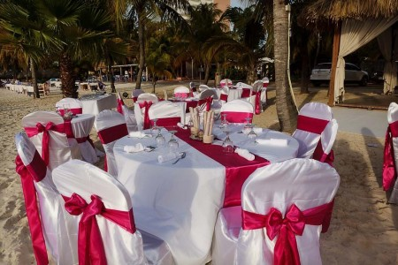 Reception Set Ups