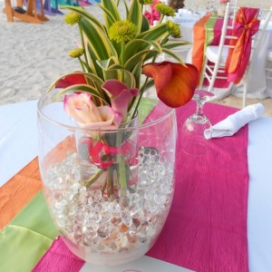 Centerpieces and Floral Decor
