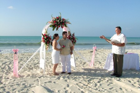 You and I Beach Ceremony
